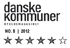Anmeldelse fra Danske Kommuner No. 8 2012