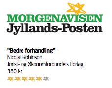 Anmeldelse fra Jyllands Posten den 26. februar 2012